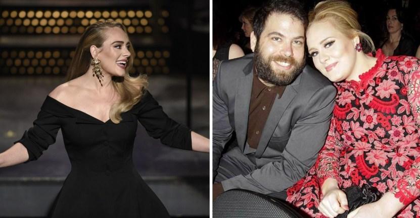 55 adele divorcio millones amor final cantante - Adele llegó a un acuerdo millonario de divorcio con su ex esposo. Al fin tras 2 años de procesos