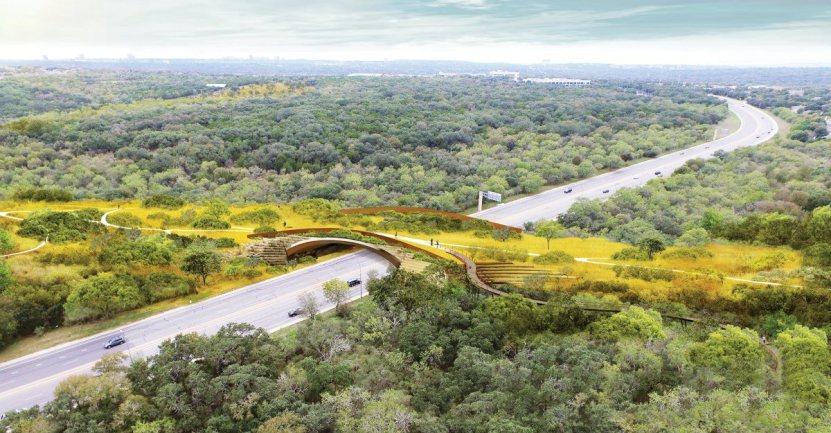 Abre el puente de vida silvestre mas grande de Estados Unidos. Intentan salvar la vida de los animal 3 1 - Abre el puente de vida silvestre más grande de Estados Unidos. Evita que animales sufran accidentes