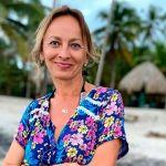 """BBC LUCIE VILDNEROVA - """"Salí de vacaciones de Polonia y terminé quedándome toda la pandemia en Colombia porque acá encontré familia"""""""