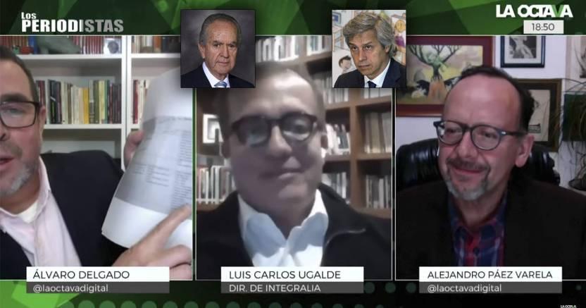 Balconean a los aliados del presidente del IFE en 2006 Luis Carlos Ugalde - Balconean a los aliados del presidente del IFE en 2006, Luis Carlos Ugalde