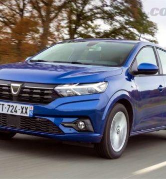 Dacia SANDERO 2021 - Dacia SANDERO 2021: Más moderno, pero igual de barato