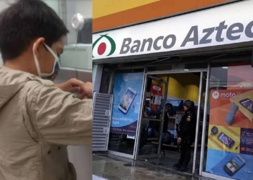 PhotoCollage 1610486337414 scaled - Banco Azteca desaparece ahorros de niños y ante críticas se los devuelve
