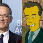 Tom Hanks los Simpsons - ¿Los Simpsons lo predijeron que Tom Hanks conducirá la toma de posesión de Biden? (VIDEO)