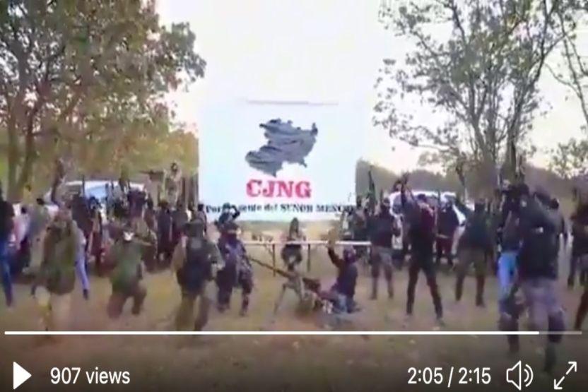 VIDEO  El Mencho del CJNG va ganando la batalla afirma - VIDEO: El Mencho del CJNG así va ganando la batalla por Michoacán