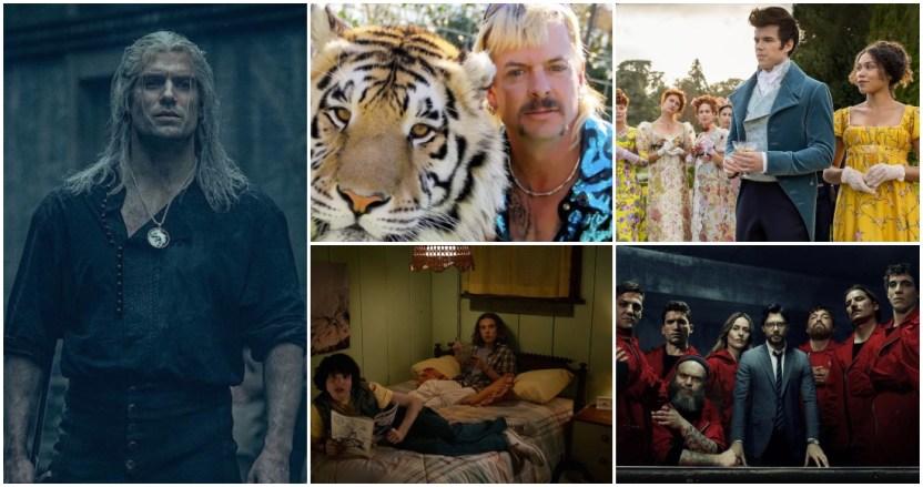befunky collage 2021 01 09t134741 809 - The Witcher, Stranger Things y La casa de papel, entre la producciones más exitosas de Netflix
