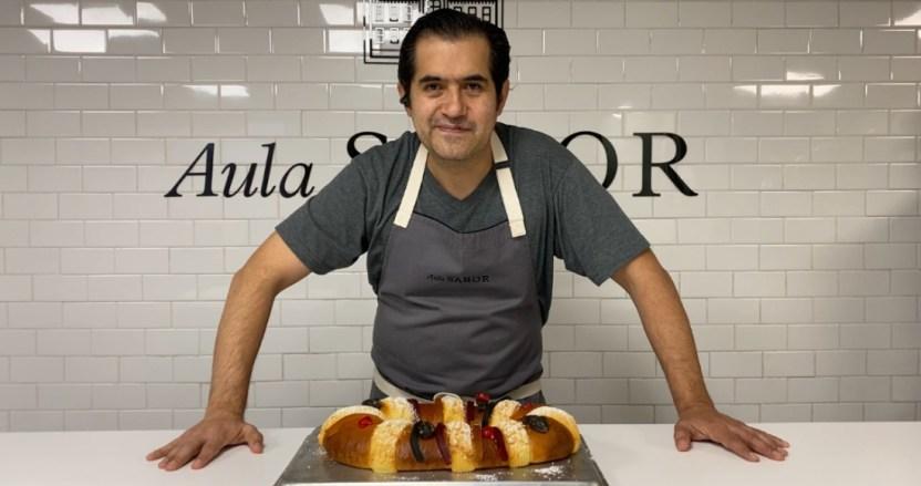 consejoschefirvingquiroz - Consejos del chef Irving Quiroz para preparar la rosca de reyes en casa