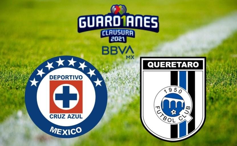 cruz azul vs querxtaro crop1612061722292.jpg 242310155 - Sigue en vivo el Cruz Azul vs Querétaro de la Liga MX