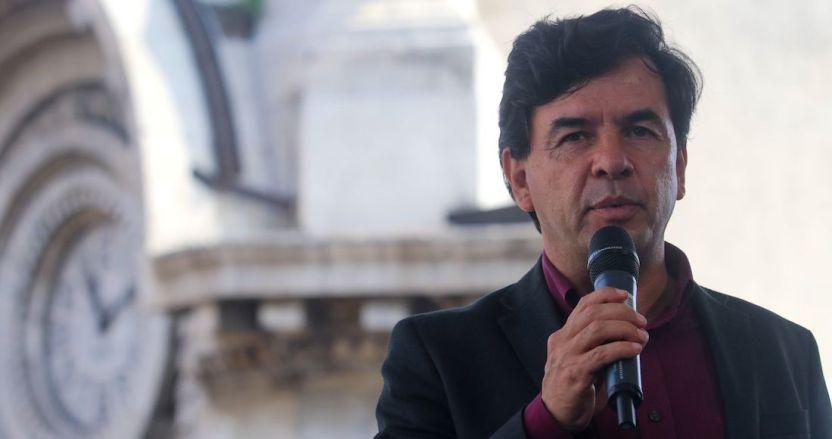 cuartoscuro 771400 digital - Jesús Ramírez, coordinador general de comunicación social de la Presidencia, informa que tiene COVID