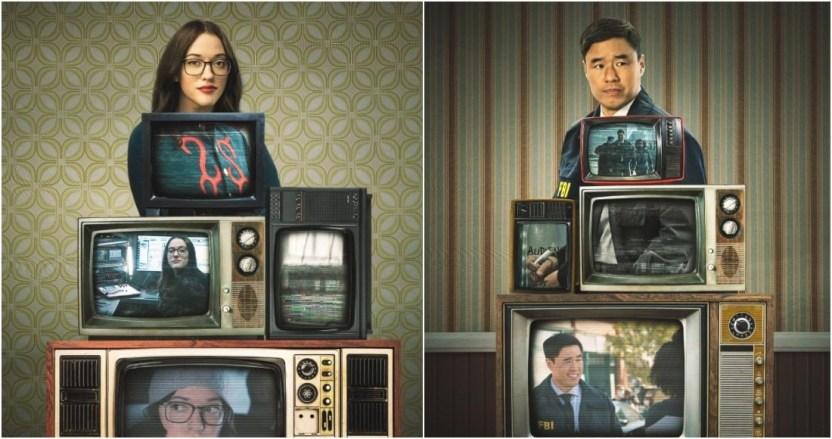 darcy y jimmy - Los personajes de Darcy Lewis y Jimmy Woo protagonizan los nuevos pósters de WandaVision
