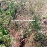 feminicidio 1 - Mujer es hallada muerta en un paraje de Almoloya; es el primer feminicidio de 2021 en Edomex