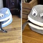 gato cama concha - Camas tipo concha se vuelven la sensación para los gatos inquietos. Son el refugio perfecto