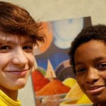 heroes adolescentes franceses  - Francia premiará a dos adolescentes por salvar a un niño que cayó en aguas gélidas. Son héroes