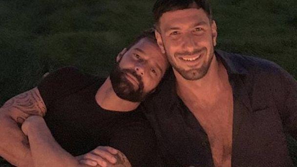 jwan2 - El esposo de Ricky Martin mostró en redes sociales cómo quedó después de sufrir un accidente