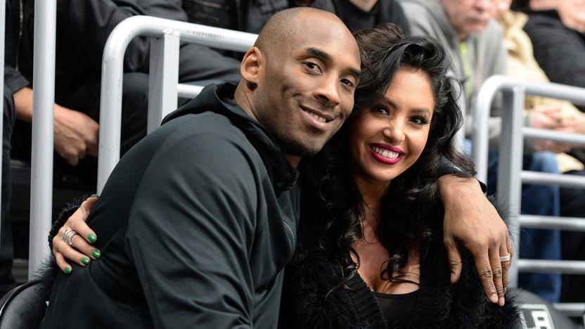 kobe vanessa bryant - Rapero Meek Mill se disculpa con Vanessa Bryant por las letras en donde menciona a Kobe