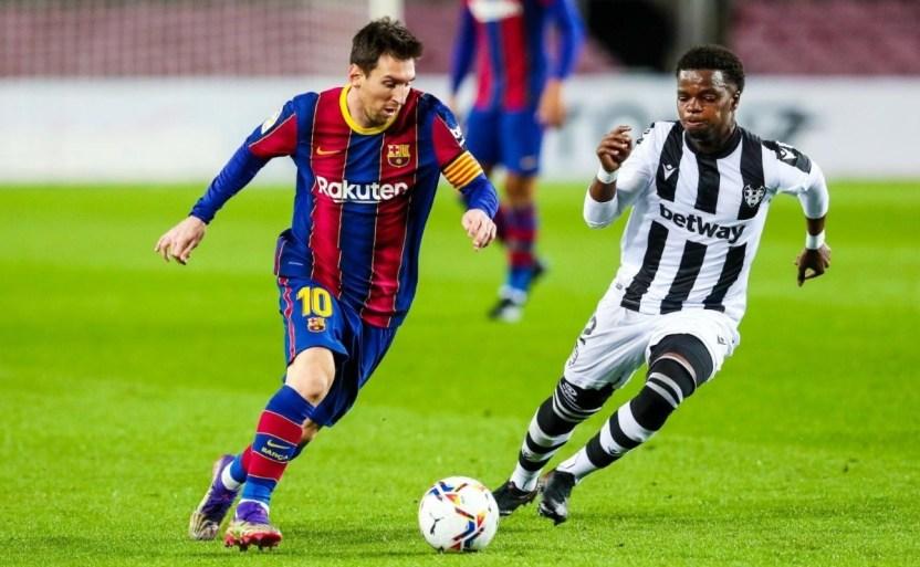 leo messi crop1609609545662.jpg 242310155 - El argentino Lionel Messi ya reaparece en la lista de convocados