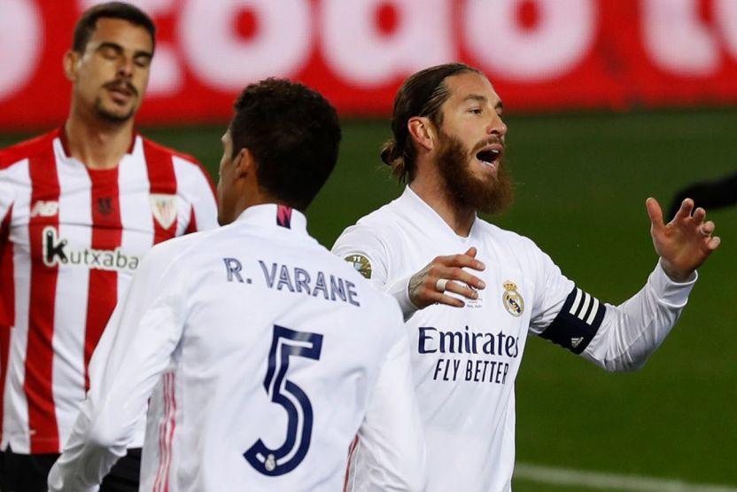 madrid 0114 efe - No habrá Clásico en la final: el Real Madrid cayó eliminado en la Supercopa ante un bravo Athletic Club