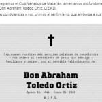 muere abraham toledo ortiz 1 1 crop1611650900750.jpg 242310155 - Muere Abraham Toledo Ortiz en Mazatlán, Sinaloa