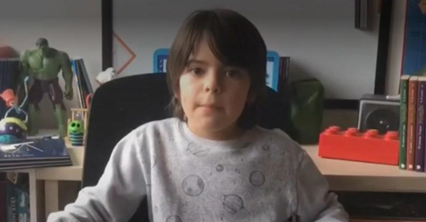 """nino inteligente portada - """"He leído más de 100 libros"""": Niño colombiano de 8 años tiene un CI de 150. Quiere ser neuroquímico"""