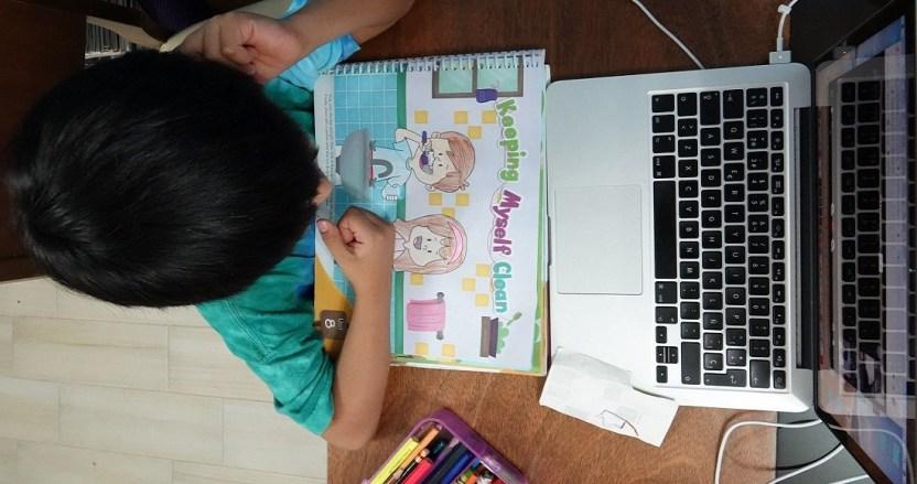 """nino sep - La Secretaría de Educación Pública dice que se """"prepara un regreso seguro y prudente a las aulas"""""""