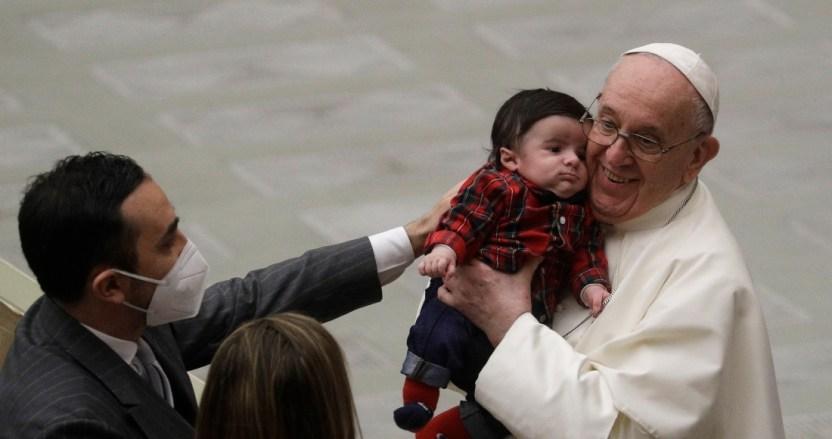 papa vacuna - El Papa Francisco anuncia que tiene cita para recibir la vacuna contra la COVID-19 la próxima semana