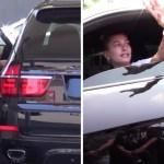 paparazzi - 10 veces que las celebs pidieron ayuda a los paparazzi. A Selena Gómez le estacionaron el auto