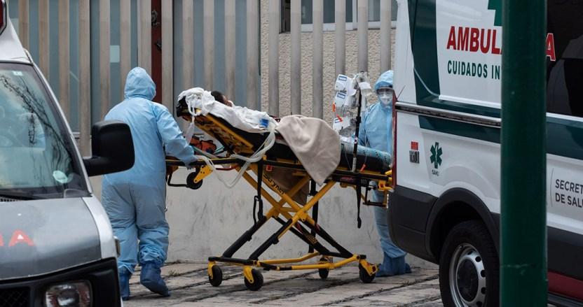 plantilla grande - Personal médico del Hospital General de la Villa en CdMx protesta por la falta de insumos