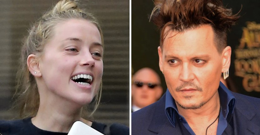portada amber heard desmiente haber hecho falsa donacion caridad - Amber Heard desmintió haber hecho una falsa donación a caridad. Le respondió clarito a Johnny Depp