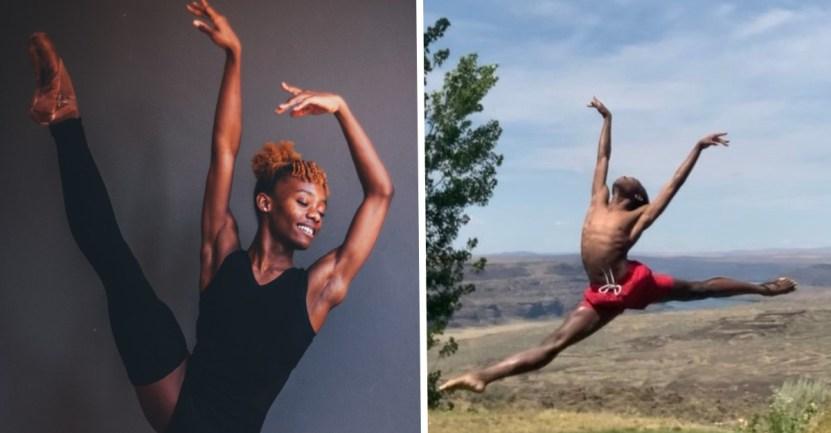 portada ballet joven - Bailarín promesa del ballet desafía las normas de género en la danza. No le importan los prejuicios