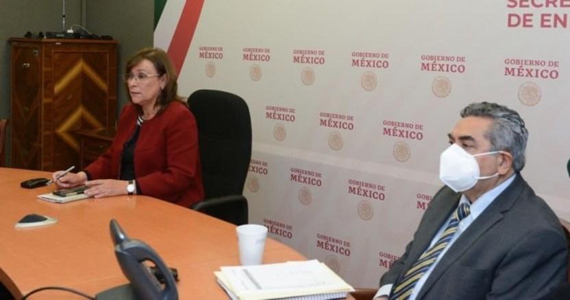 rocio nahle reunion opep enero 2021 - Arabia recortará producción de petróleo, México se mantiene y la OPEP+ logra acuerdo de bombeo