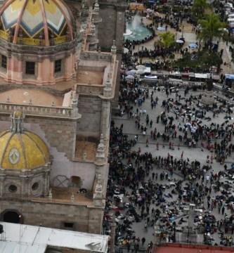 santuario san juan lagos crop1610517565251.jpg 242310155 - Cerrarán Basílica de San Juan de los Lagos por Covid-19