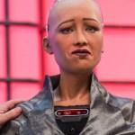 se 2501 11 - El robot Sofía y otros androides comenzarán a producirse en masa en medio de la pandemia de COVID
