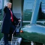 trump white house ap crop1611152135144.jpg 242310155 - Se va Trump de la Casa Blanca antes de la investidura de Biden