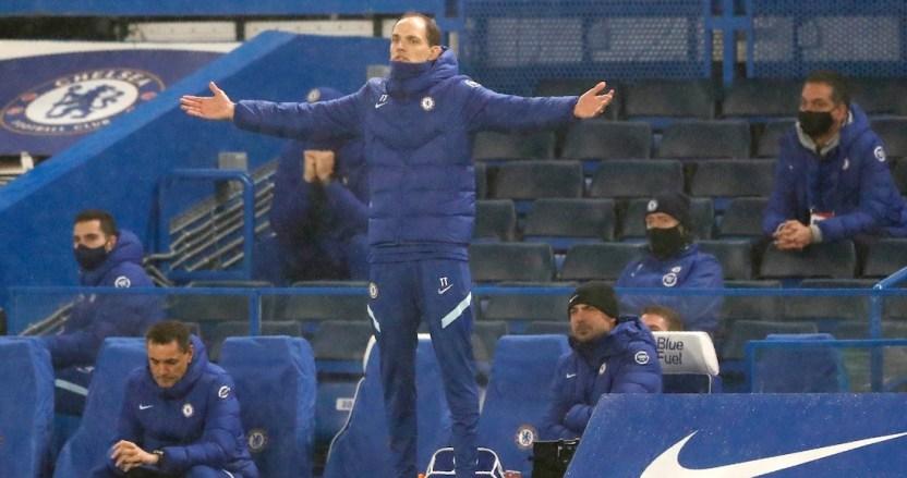 tuchel chelsea - Thomas Tuchel debuta como técnico del Chelsea con un magro empate 0-0 ante los Wolves