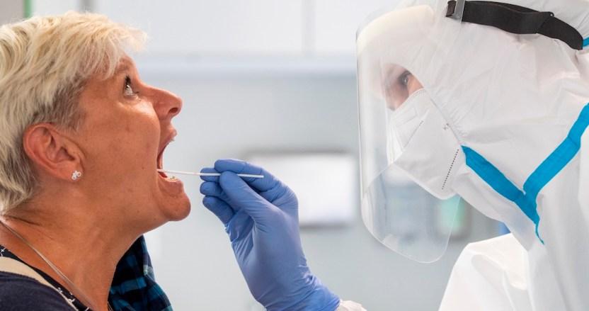 variante - EU halla el primer caso de una persona contagiada con la variante brasileña de SARS-CoV-2