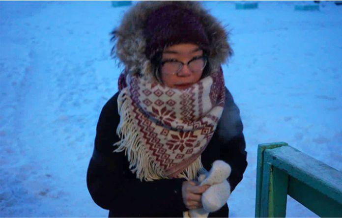 Asi es la odisea de asistir a la escuela mas fria del mundo - Así es la 'odisea' de asistir a la escuela más fría del mundo