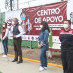 alcalde ecatepec - La Fiscalía de Edomex acosa a Edil de Ecatepec por abrir centro de tanques de oxígeno en parque público