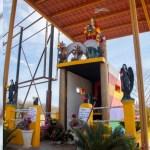 capilla santa muerte.jpg 242310155 - Devoción a la Santa Muerte en carretera Culiacán-Sanalona