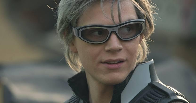 evan - Recopilación de las mejores escenas de Pietro (Quicksilver de Evan Peters) en películas de X-Men