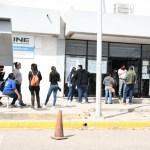 ine los mochis.jpg 242310155 - Agiliza el INE entrega de nuevas credenciales en Los Mochis