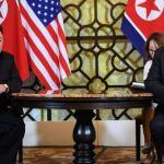 kim jong trump 117099308 gettyimages 1128021159 - El día que Trump le ofreció a Kim Jong-un llevarlo a casa en el Air Force One