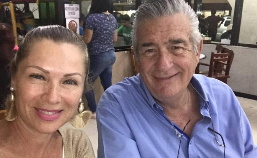 leticia calderon y su papx crop1612395067289.jpg 242310155 - Muere el papá de Leticia Calderón tras contagiarse de Covid-19