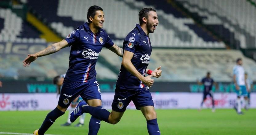 mayorga - Chivas vence a domicilio al León 3-1 y le corta una racha de 2 años sin perder en casa