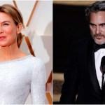 renee phoenix - Renée Zellweger y Joaquin Phoenix fungirán como presentadores en los Globos de Oro