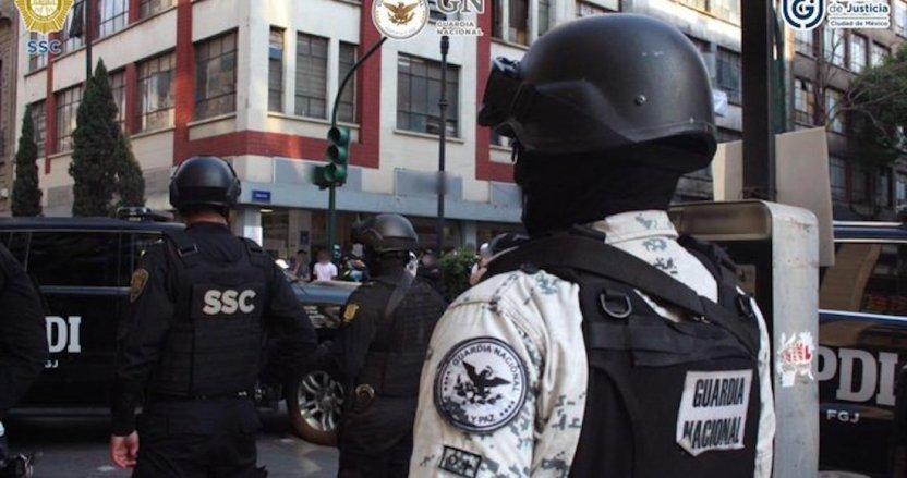 ssc - Policías detienen a 6 personas por el asesinato de adolescentes mazahuas en CdMx y catean un predio
