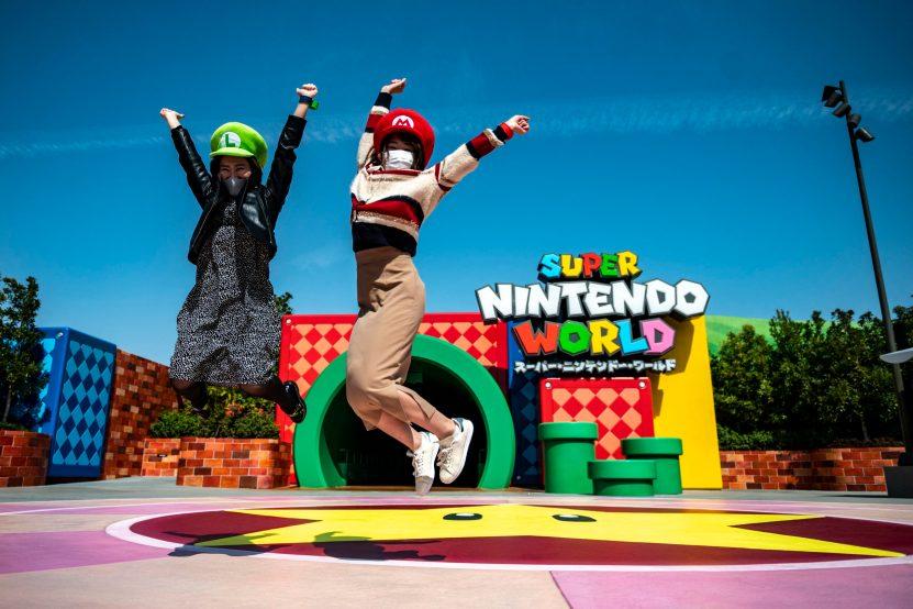 000 96692W scaled - Abre en Japón el primer parque temático de Nintendo (FOTOS)