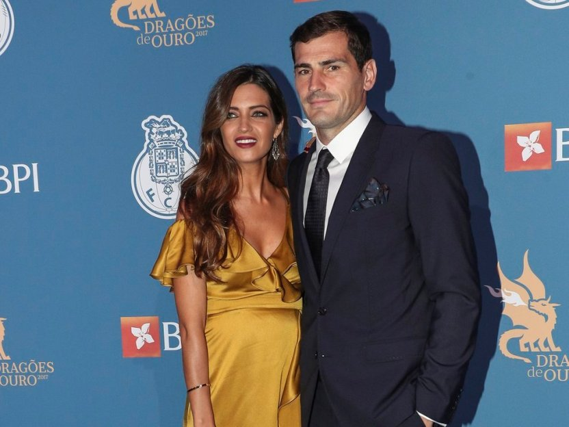 56GUTSPT65A4HARLEOAHXWHXEI - Iker Casillas guarda silencio ante anuncios de su ruptura con su esposa Sara Carbonero