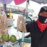IMG 9667 - Incertidumbre y entusiasmo entre vendedores ambulantes para vacunarse contra COVID-19