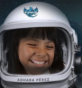 befunky collage 43 - ¿Quién es Adhara Pérez, la niña mexicana cuya inteligencia es comparada con la de Einstein y Hawking?