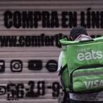 compras en linea repartidor bici uber eats - México grava la economía digital desde 2020. Pues en apenas un año ya dejó al fisco 6,311.4 millones