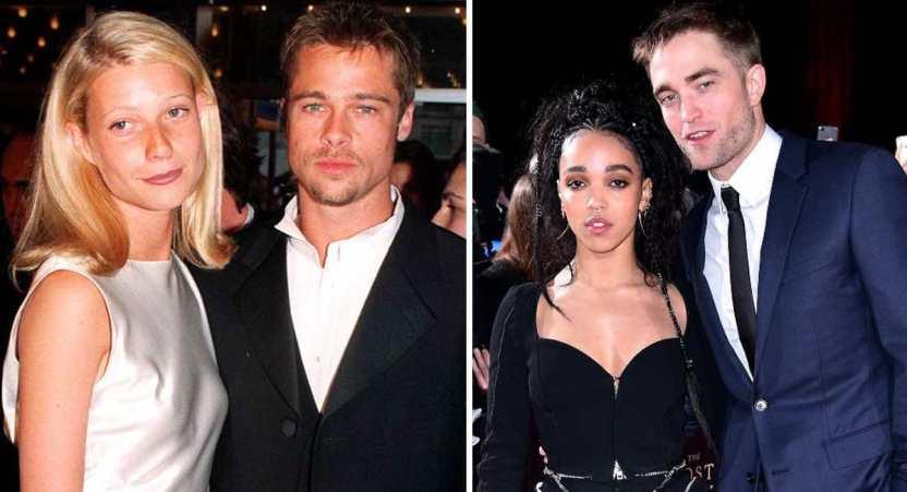 famosos casi casaron - 18 parejas de famosos que casi se casaron. Johnny Depp se veía muy feliz con Winona